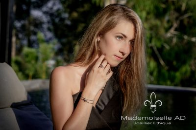 Mademoiselle AD joaillier éthique made in France